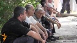 Հրազդանի ցեմենտի գործարանի աշխատողները կրկին գործադուլ են սկսել