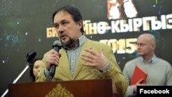 Основатель и главный редактор информационного агентства «Фергана» Даниил Кислов.