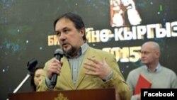 """Fergana.ru"" neşriniň baş redaktory Daniil Kislow"