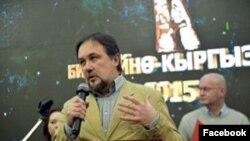 Главный редактор информационного агентства «Фергана» Даниил Кислов.