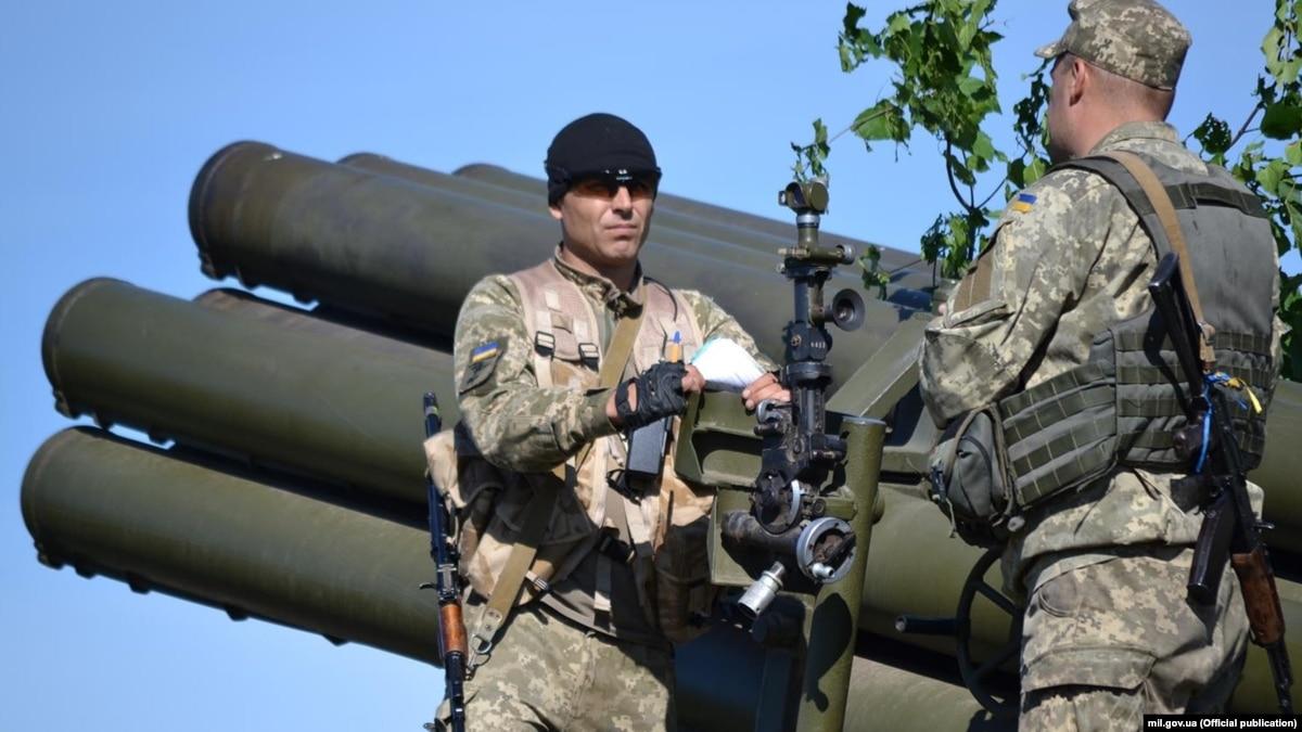 В Украине сейчас постсоветская армия в высокой степени боеготовности – Самусь