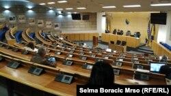 Sjednica Predstavničkog dom Parlamenta Federacije Bosne i Hercegovine, 23. april