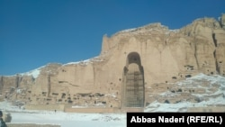 The most famous monuments in Bamiyan were two large Buddha statues carved into niches in the valley's cliffs 15 centuries ago.