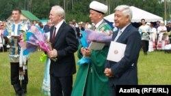 Сулдан уңга - Ринат Закиров, Әлбир Крганов, Фәрит Мөхәммәтшин