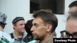 Журналист и гражданский активист Юрий Барабаш