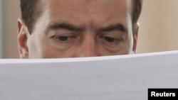 Дмитрий Медведев планирует подвести итоги своей работы на высшем государственном посту