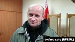 Кастусь Жукоўскі ў судзе