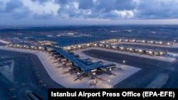 Фурудгоҳи нави байналмилалии Истанбул