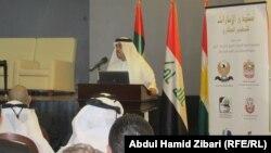 جانب من أعمال منتدى الإمارات للتطوير العقاري في أربيل