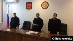 Конституционный суд Ингушетии, архивное фото