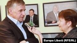 Ion Sturza în dialog cu Valentina Ursu