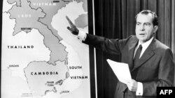 АКШнын мурдагы президенти Ричард Никсон.