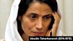 نسرین ستوده وکیل و فعال حقوق بشر ایران