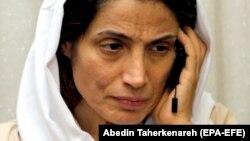 Eýranly adam hukuklaryny goraýjyaktiwist Nasrin Sotoudeh