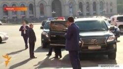Սահակյանը Շտայնմայերի հետ հանդիպմանը խոսել է բանակցություններին ԼՂ-ի մասնակցության կարևորության մասին