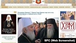 Sporna izjava patrijarha Irineja u Crnoj Gori prije nekoliko mjeseci