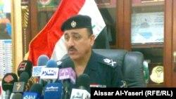 اللواء عبد الكريم العامري قائد شرطة النجف