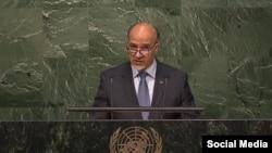 صیقل: تروریستان باید در بیرون از مرز های افغانستان سرکوب شوند.