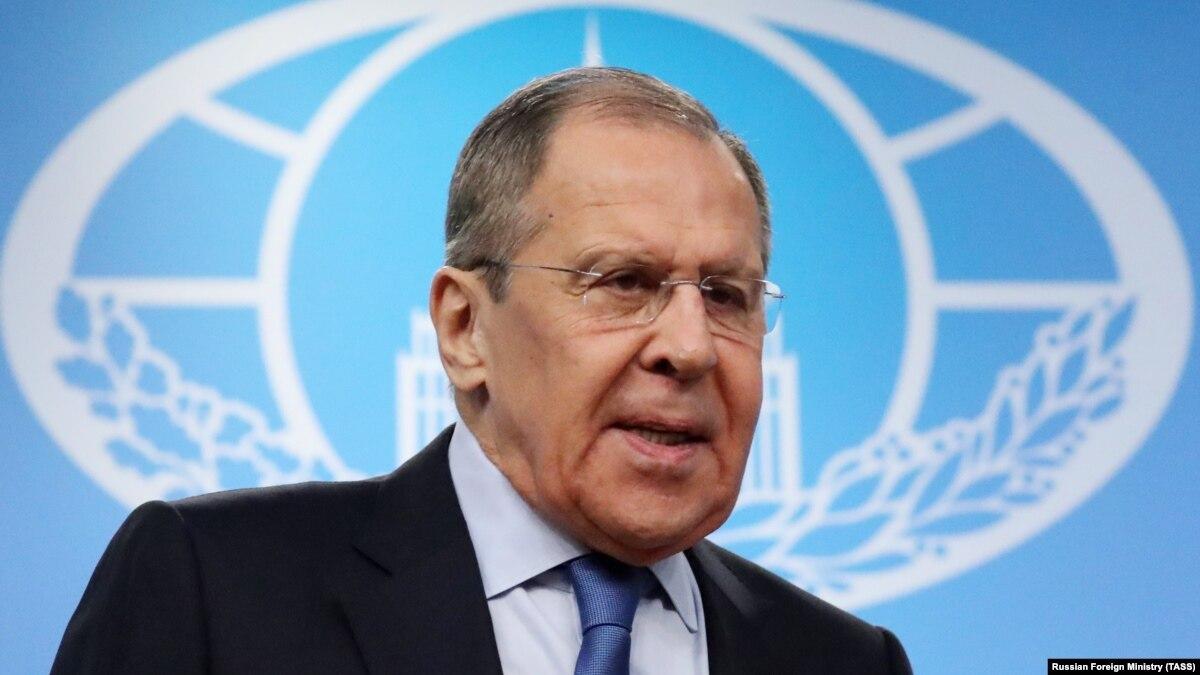 Лавров заявил об «агрессии» США, а крушение самолета МАУ назвал следствием вражды Вашингтона с Ираном