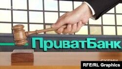 Добір суддів для розгляду позову Коломойського проти Нацбанку, в результаті чого приватизація «Приватбанку» була визнана незаконною, відбувся з порушеннями
