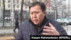 Председатель Ассоциации разработчиков программного обеспечения Азис Абакиров.