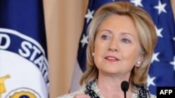 ABŞ Dövlət katibi Hillari Klinton