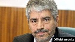 احمد قلعهبانی، مدیرعامل شرکت ملی نفت ایران.