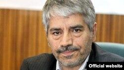 احمد قلعهبانی، معاون وزیر نفت ایران.