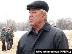 Акзам Марипов, почетный гражданин Панфиловского района Алматинской области.