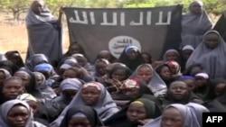 Pamje nga videoja e re e Boko Haramit