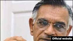 Индиянын кызматтан чегинген ички иштер министри Шиврадж Патил