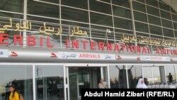 Аэропорт Эрбиль. Ирак. Архивное фото