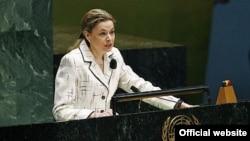 Наталія П'яткевич була помічником президента