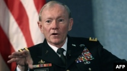 Chairman of the U.S. Joints Chief of Staff Gen. Martin Dempsey