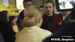 Але все марно – Тимошенко навідріз відмовилась лишатися
