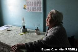 Фельдшер баба Шура Сафонова (архивное фото)
