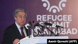 Генералниот секретар на ОН Антонио Гутереш