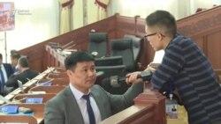 Депутаттар: Биз Райымбекке эмес, Искендерге барганбыз