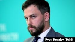 Ilia Sașkov, șeful companiei Group IB