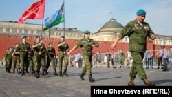 День Повітряно-десантних військ у Москві
