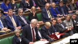 Rasprava u britanskom parlamentu
