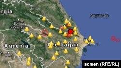 earthquake Shamakhi