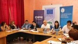 Հակակոռուպցիոն ռազմավարության և դրա իրականացման ծրագրի շուրջ քննարկում Գյումրիում
