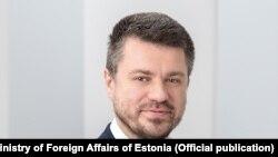 Министр иностранных дел Эстонии Урмас Рейнсалу (архив)