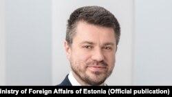 Estoniya Tış işler naziri Urmas Reynsalu