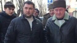 Ильми Умерову вручили обновленное обвинительное заключение (видео)