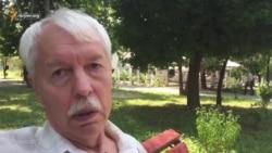 Юрий Мешков о судебном заседании (видео)