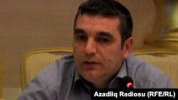 Azerbaijan -- economist Natig Jafarli, March 2014