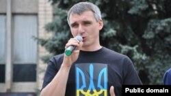 Олександр Сєнкевич після обрання міським головою Миколаєва, 2015 рік