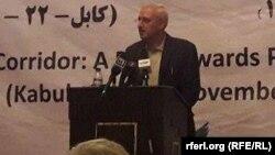 عالمزیب خان رئیس هیئت اعزامی خیبر پشتونخواه